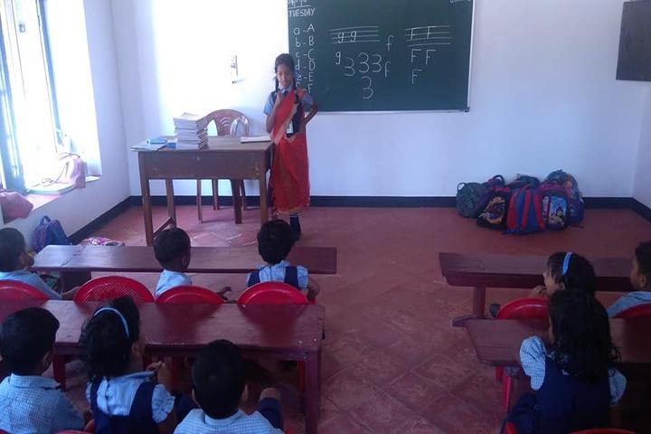 Believers Church English Medium School-Teachers Day