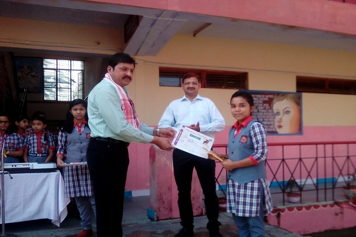Kendriya Vidyalaya-Drawing competition