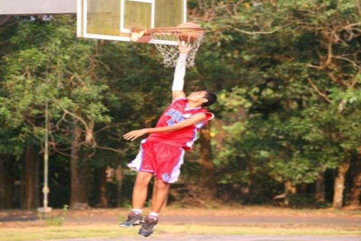 Believers Church Residential School-Basket Ball