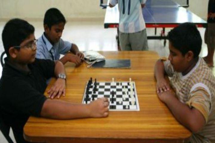 Believers Church Residential School-Indoor Games