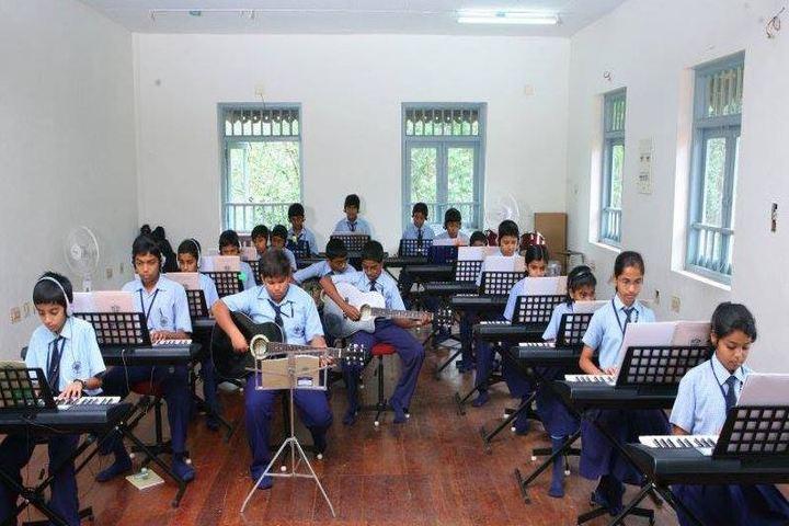 Believers Church Residential School-Music Room