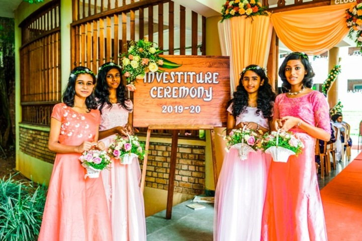 Believers Church Residential School-Investure Cermony