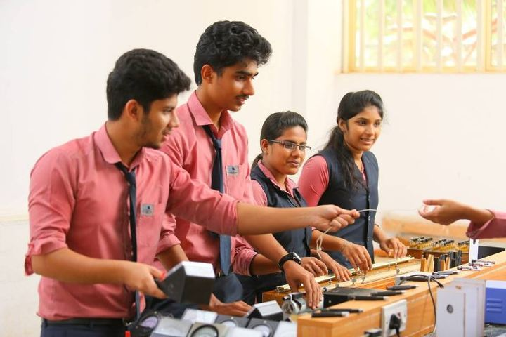 Benchmark International School-Lab