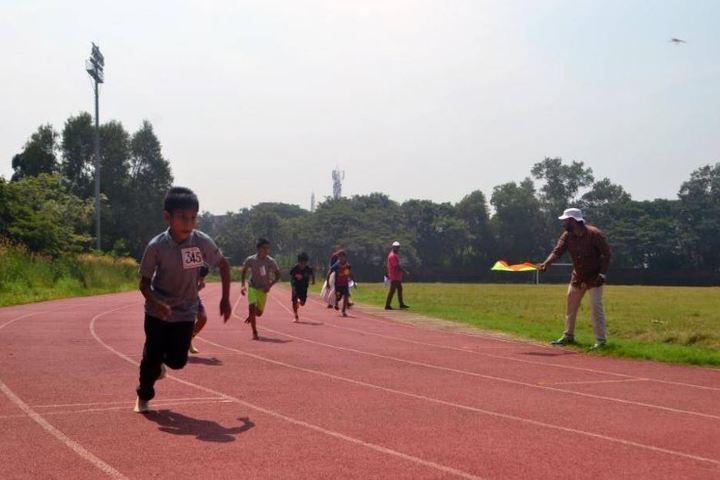 Benchmark International School-Running Race