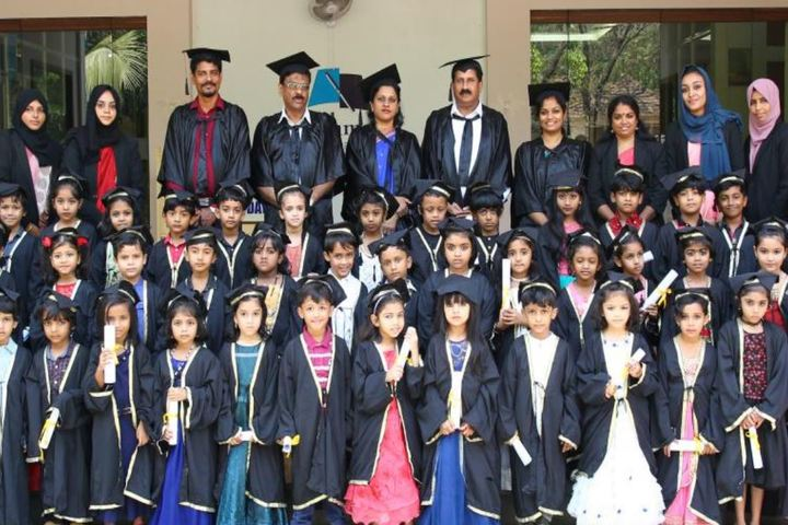Benchmarks International School-Montessori Convocation Day