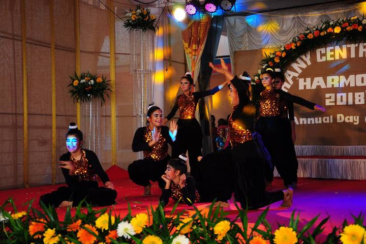 Bethany Central Senior Secondary School-Annual Day Dances