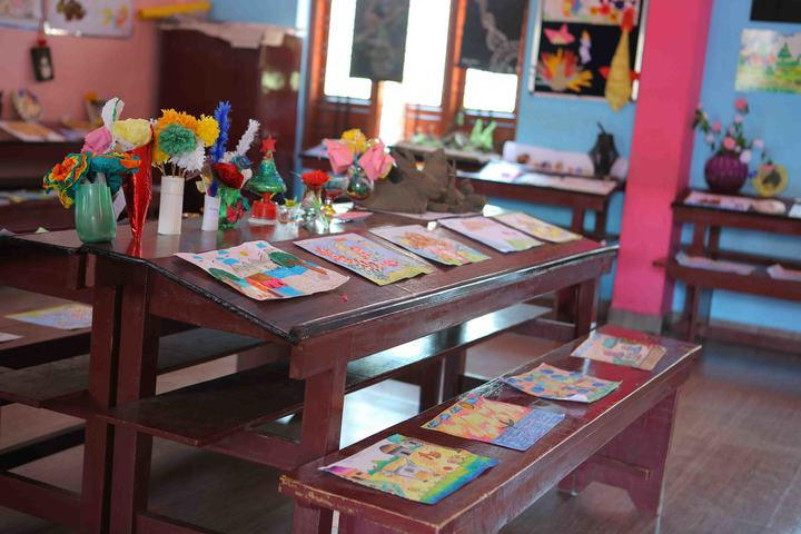 Bethany Central Senior Secondary School-Art Exhibition