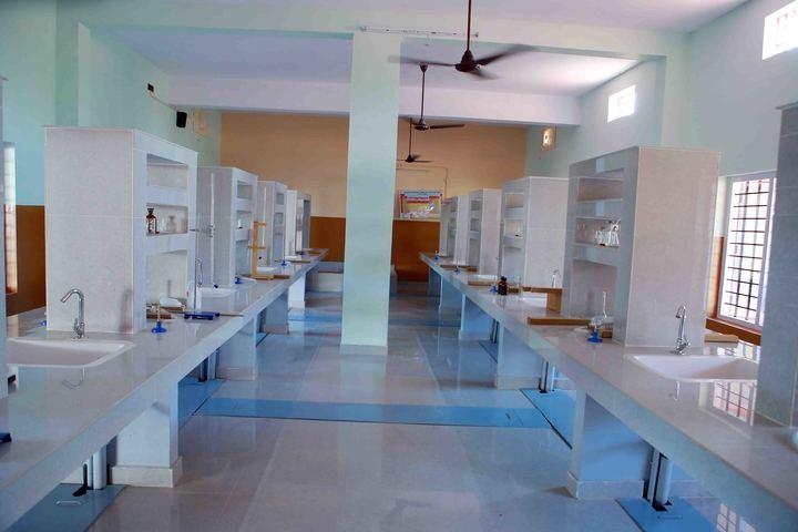 Bethany Central Senior Secondary School-Chemistry Lab