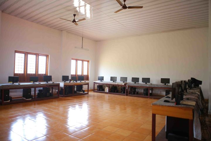 Bethany Central Senior Secondary School-Computer Lab