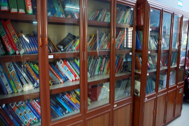Bethany Central Senior Secondary School-Library