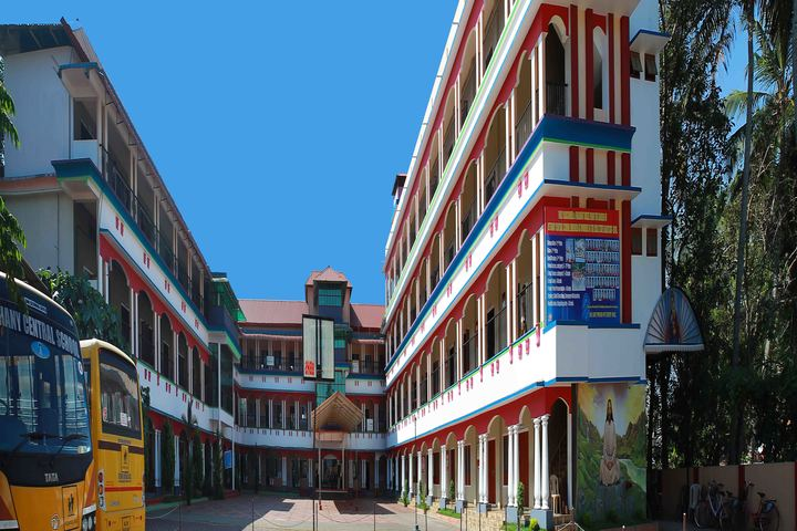 Bethany Central Senior Secondary School-School Building