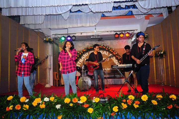 Bethany Central Senior Secondary School-Singing