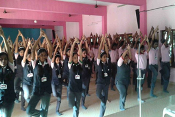 Bethany Central Senior Secondary School-Yoga