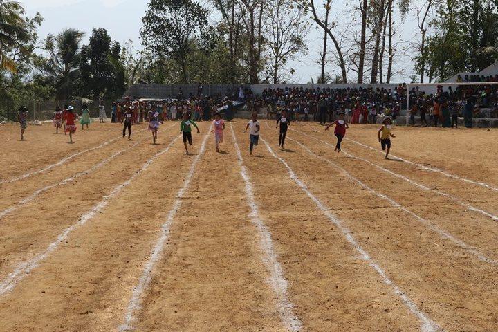 Bethlehem Community English Medium School-Running Race
