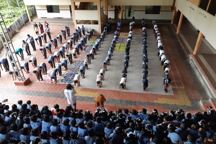 Bethlehem Community English Medium School-Yoga