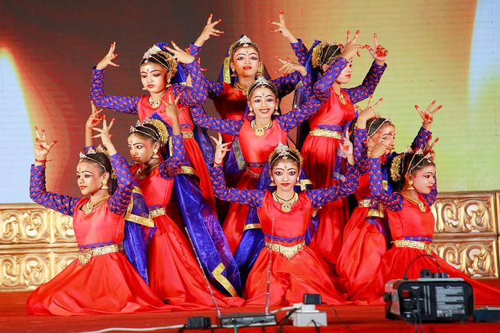Bharathamatha Cmi Public School-Annual Day Dances