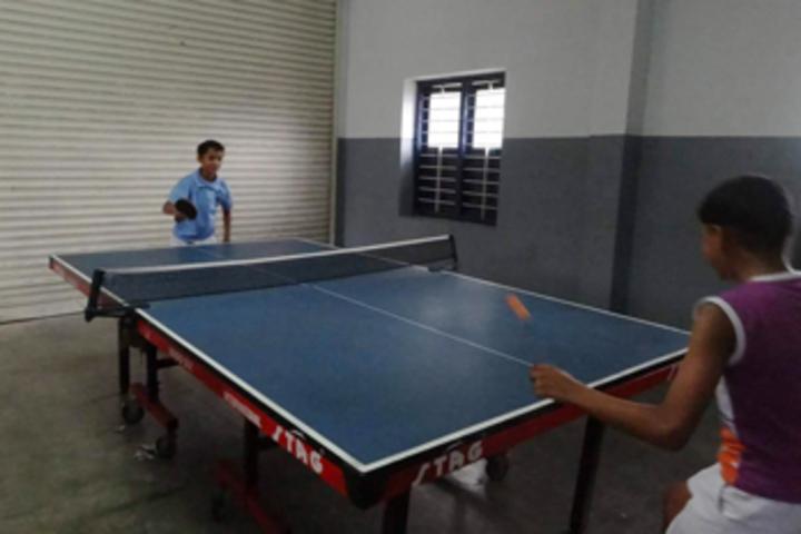 Bharathamatha Cmi Public School-Indoor games