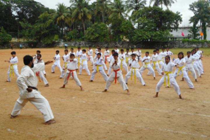 Bharathamatha Cmi Public School-Karate
