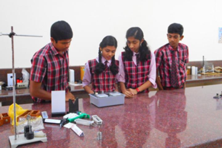 Bharathamatha Cmi Public School-Lab