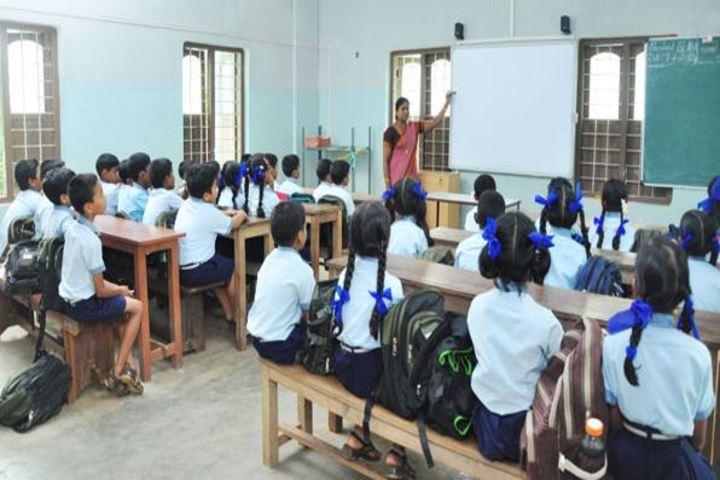 Bharatheeya Vidya Vihar-Classrooms