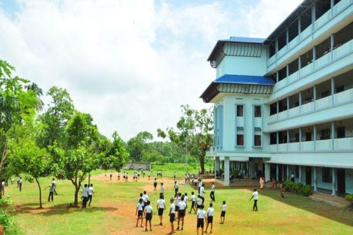 Bharatheeya Vidya Vihar-Play Area