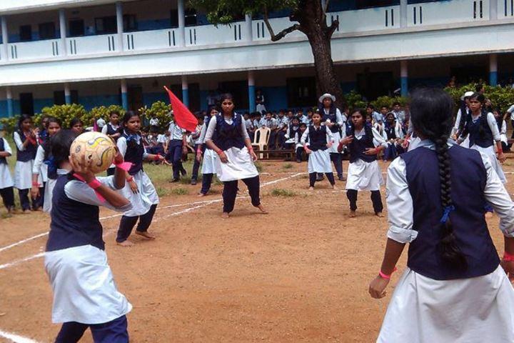 Bharatheeya Vidya Vihar-Sports
