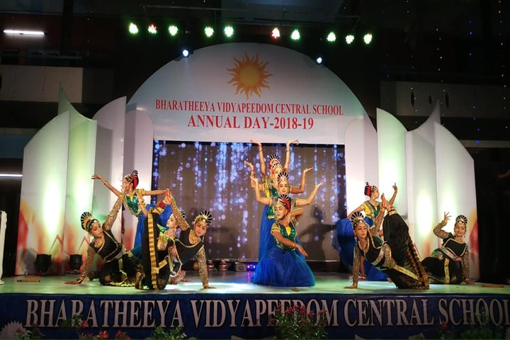 Bharatheeya Vidyapeedom Central School-Annual Day Dances