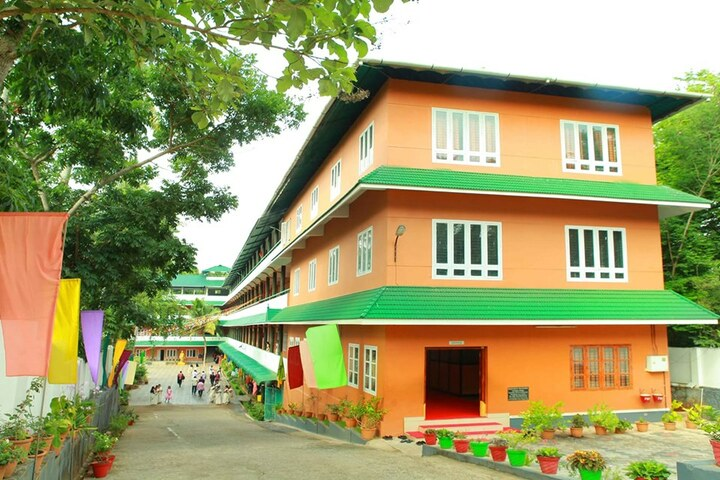 Bharatheeya Vidyapeedom Central School-Campus