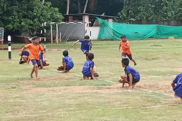 Bharatheeya Vidyapeedom Central School-Kho kho