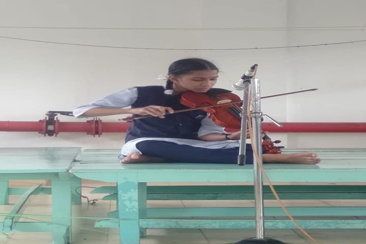 Bharatheeya Vidyapeedom Central School-Music