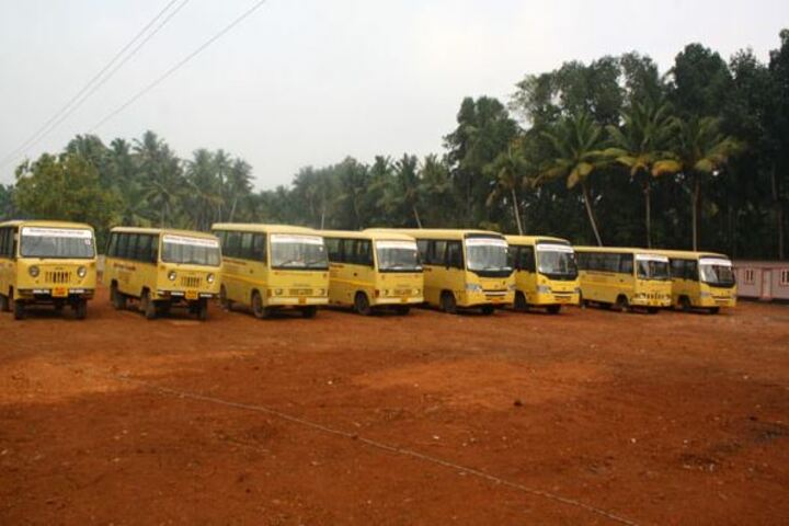 Bharatheeya Vidyapeedom Central School-Transport