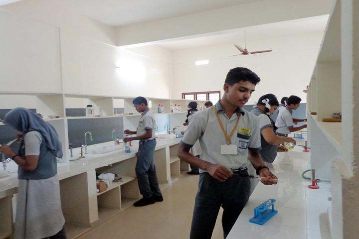 Bharathiya Vidhya Peedam School-Chemistry Lab