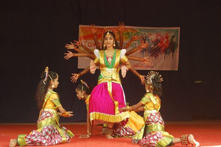 Bharathiya Vidhya Peedam School-Dances