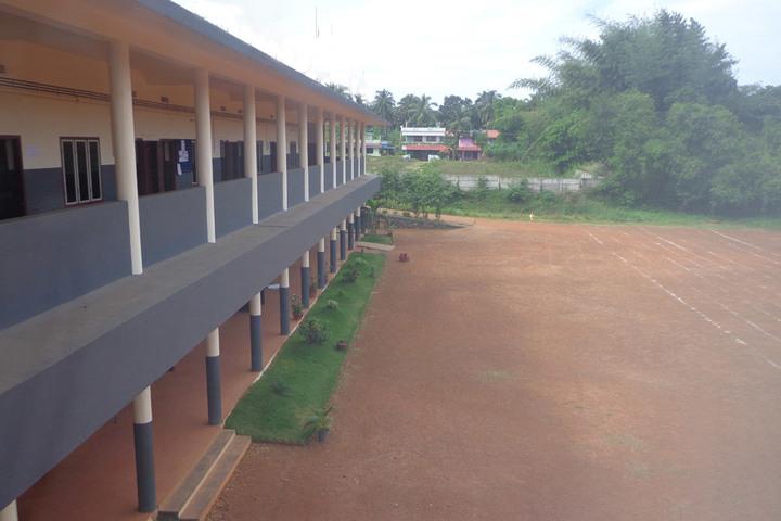 Bharathiya Vidhya Peedam School-School Building