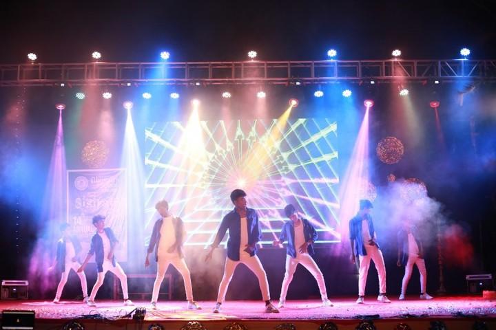 Bharathiya Vidya Bhavan School-Annual Day Dances