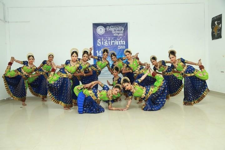 Bharathiya Vidya Bhavan School-Annual Day Performance
