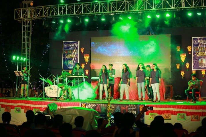 Bharathiya Vidya Bhavan School-Music Band