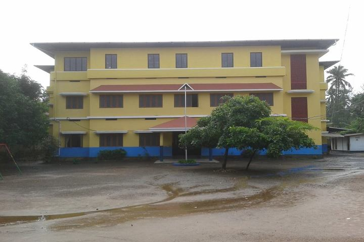 Bharathiya Vidya Bhavan School-School Building