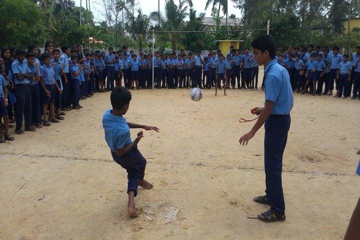 Bharathiya Vidya Bhavan School-Sports