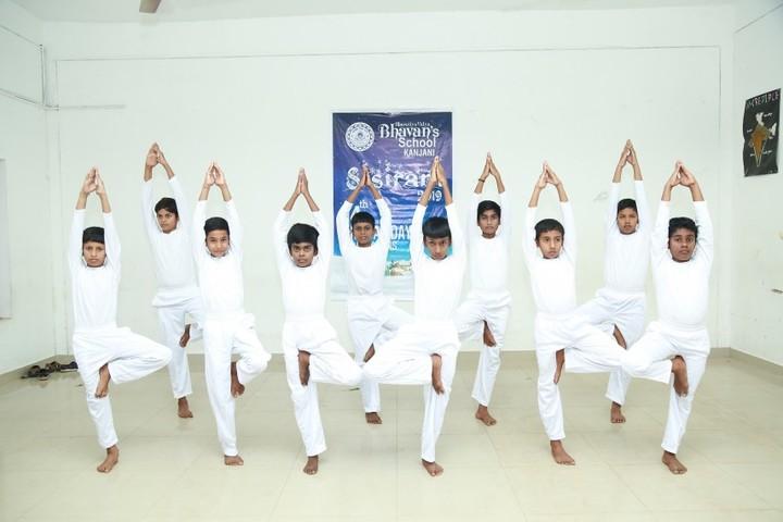 Bharathiya Vidya Bhavan School-Yoga