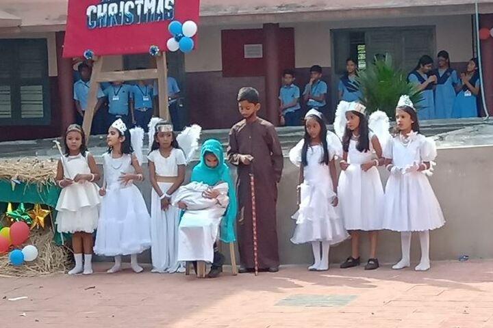 Bharatiya Vidya Bhavan-Christmas Celebrations