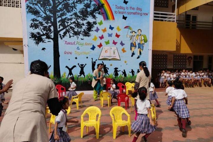 Bharatiya Vidya Bhavan-KG Activities