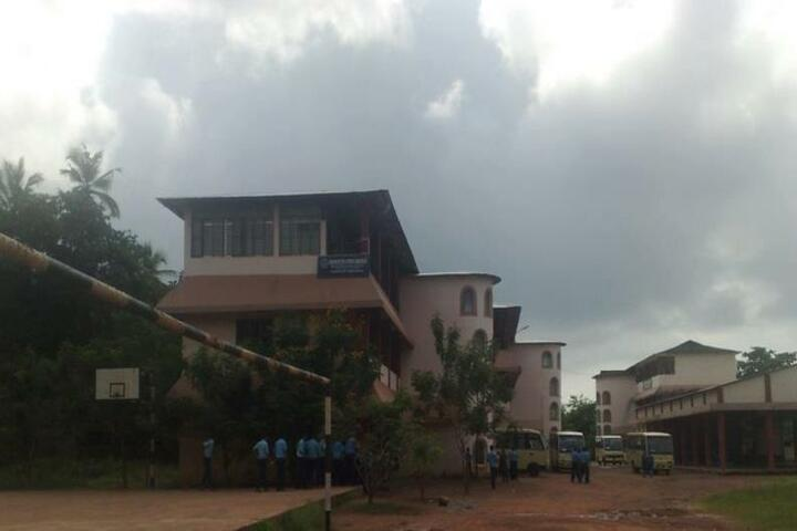 Bharatiya Vidya Bhavan-School Building