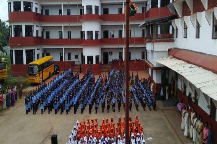 Bharatiya Vidya Bhavan-Flag Hosting