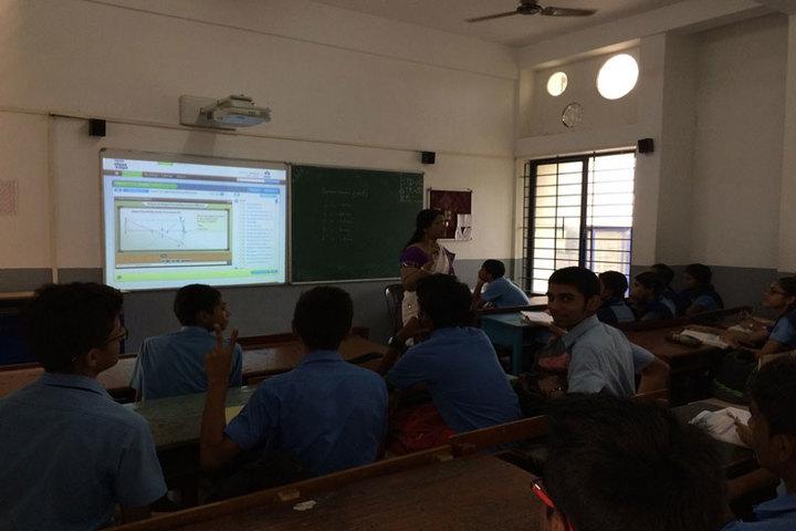 Bharatiya Vidya Bhavan School-Classrooms