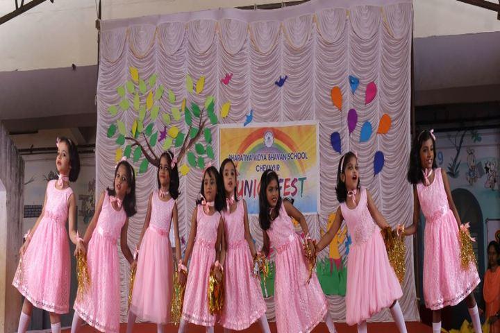 Bharatiya Vidya Bhavan School-Dance Event