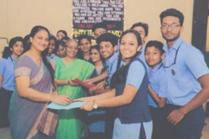 Bharatiya Vidya Bhavan School-Teachers Day