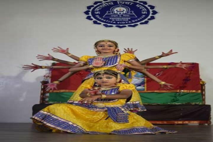 Bharatiya Vidya Bhavan Senior Secondary School-Culturals