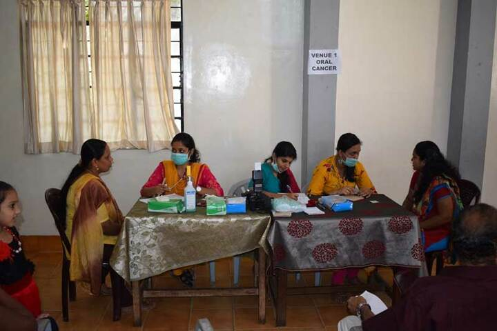 Bharatiya Vidya Bhavan Senior Secondary School-Medical Checkup