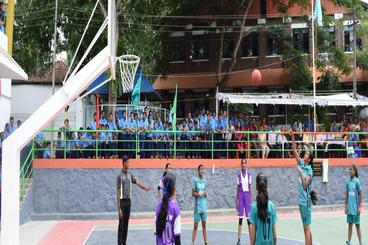 Bharatiya Vidya Bhavan Senior Secondary School-Sports